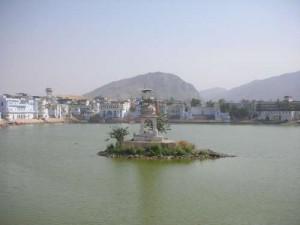 Pushkar Lake-Ajmer