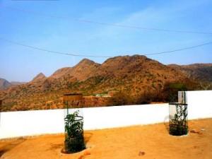 Way to Pushkar-Ajmer
