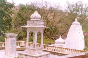 Chetak Tomb
