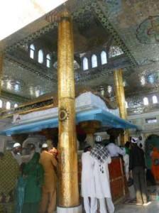 Dargah at Taragarh-Ajmer