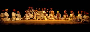 Rajasthani Musical group