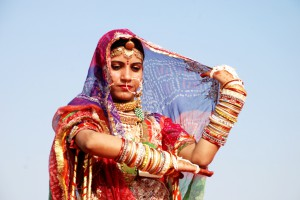 Rajasthani Women costumes